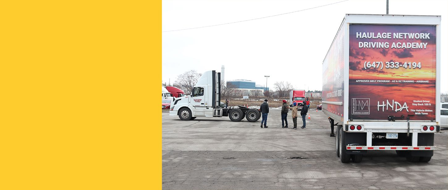 Don't Get Stuck with The Rest, Learn TRUCKING with The Best