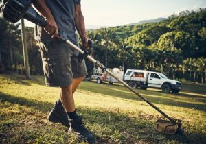 Commercial Lawn Care Sherwood Park.